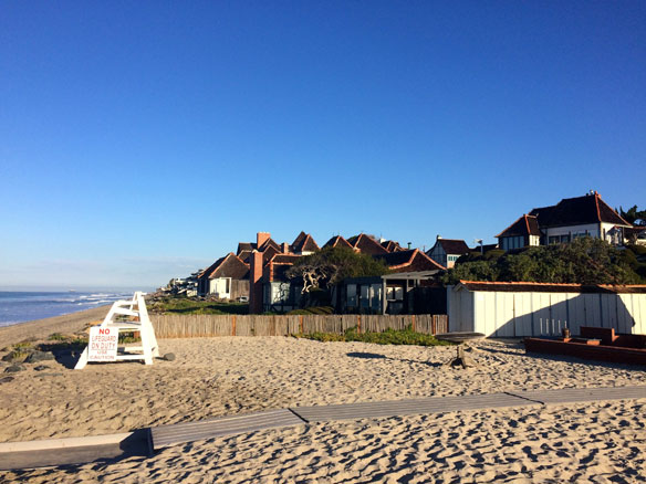 The Beach Belongs to Everyone
