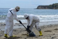 US accepts Gulf oil spill aid from 12 countries