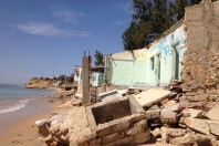 Swallowed by the Sea: Where coastal infrastructure and jobs meet climate change