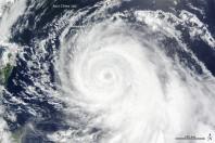 Typhoon Chan-hom Makes Landfall in China, Bears Down on Shanghai