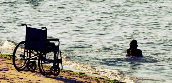 Beach Towns Push to be Accessible to All, NC