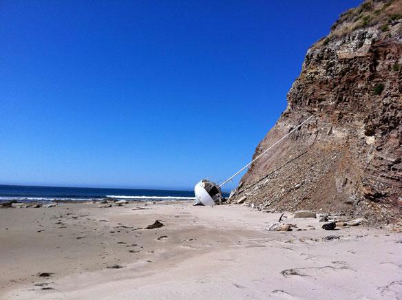 California's coastal habitats face existential threat from rising seas