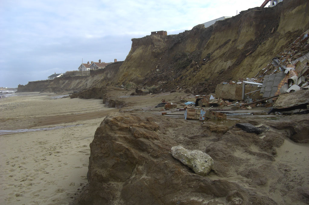 Coastal Erosion: A series of Special Reports