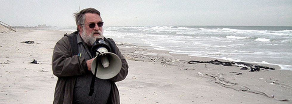 North Carolina: The Beaches Are Moving
