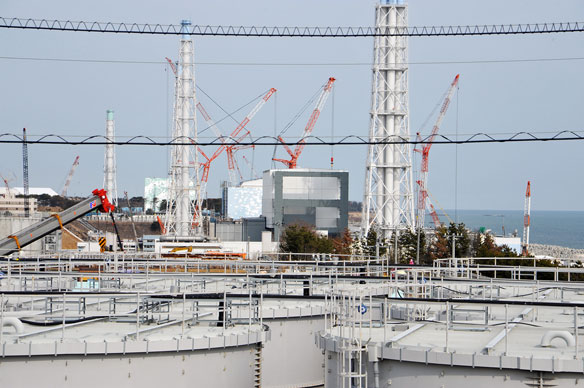 Fukushima: Japan will dump radioactive water into Pacific