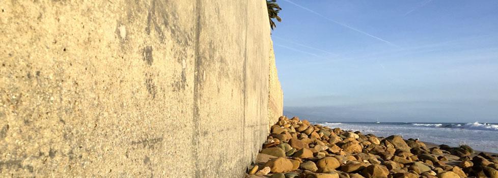 """""""Seawalls Kill Beaches"""""""