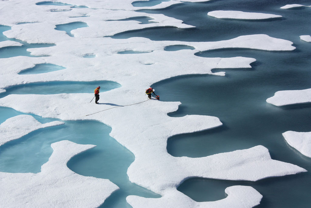 Greenland ice sheet on course to lose ice at fastest rate in 12,000 years, study finds