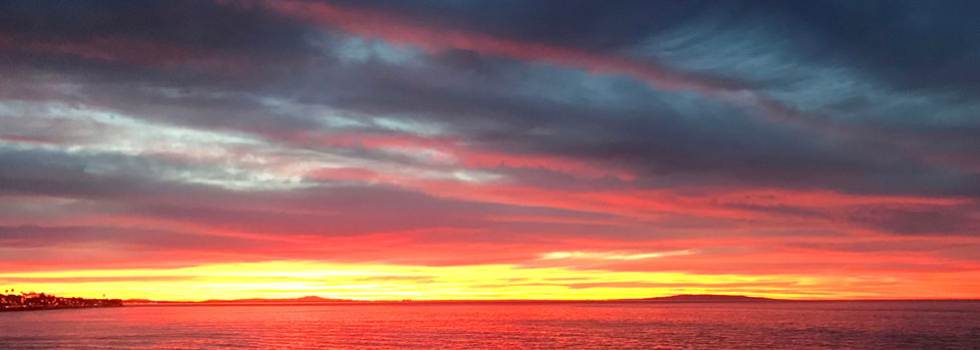 Sunrise, Malibu