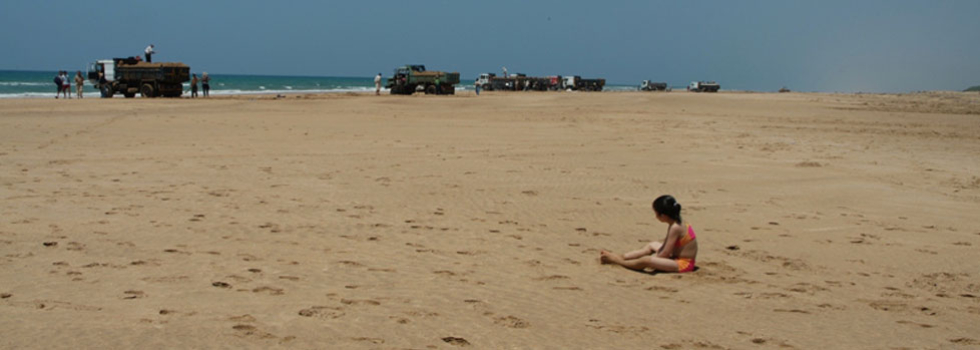 Why are beaches disappearing in Morocco? By Matthew Greene