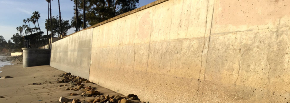 Seawalls Kill Beaches