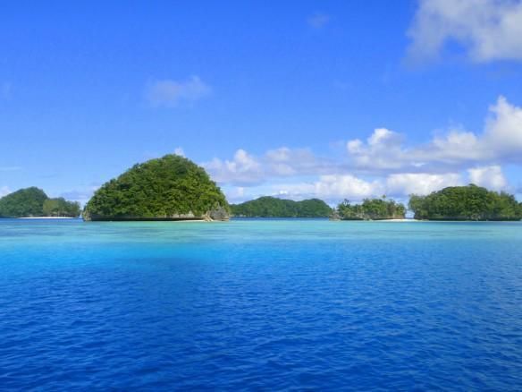 palau-rocks-islands