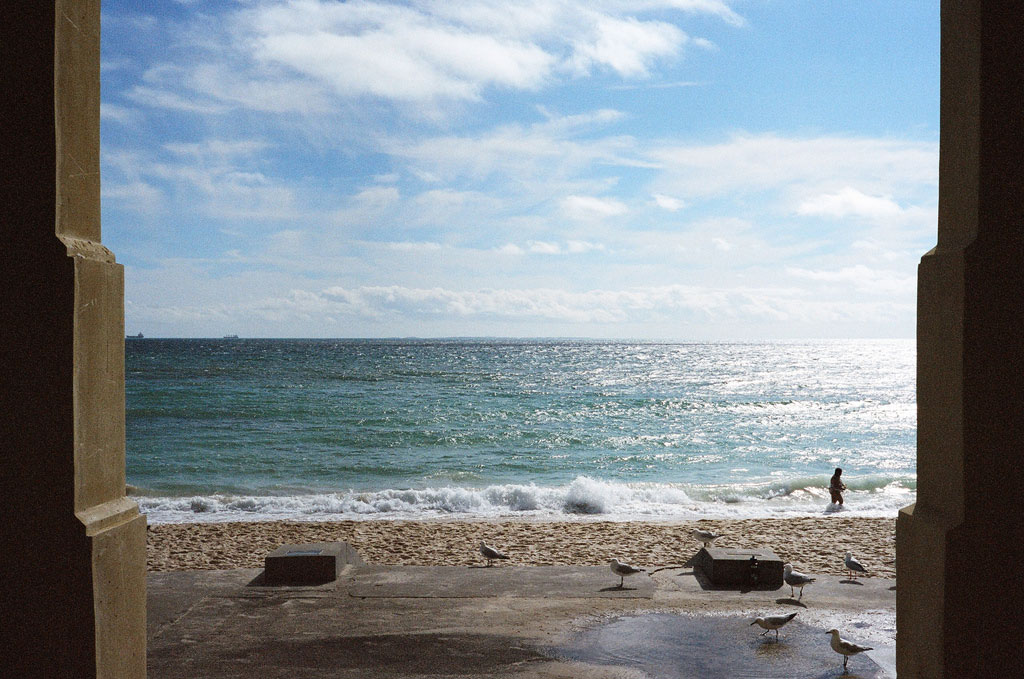 Perth's Double Whammy: as Sea Levels Rise the City Itself is Sinking