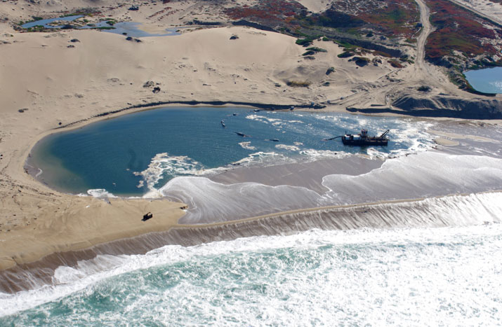 Sand Mining in SF Bay Dealt Blow by State Appeals Court