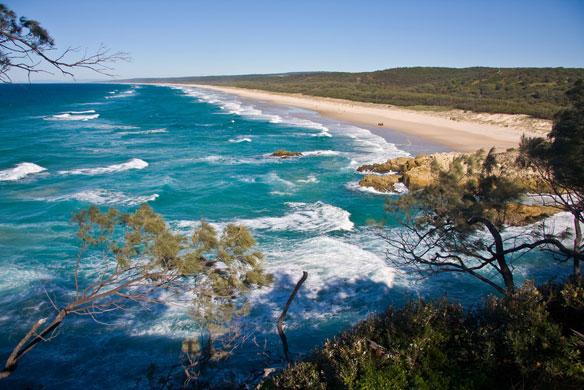 Fraser Island tourism is proof Straddie will survive sand mining exit