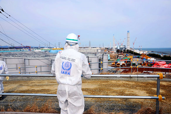 Mix of contaminants in Fukushima wastewater, risks of ocean dumping