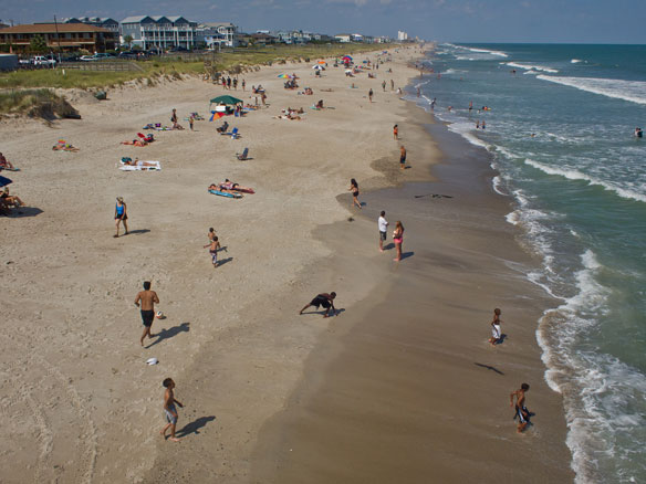 Obama's offshore drilling plan meets heavy resistance along Atlantic coast