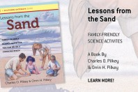 2nd Preview : Lessons From The Sand ; A Book By Charles O. Pilkey & Orrin H. Pilkey