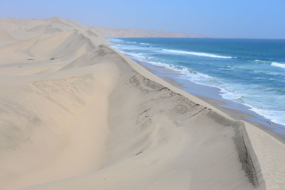 Naukluft Coastal Dunes, Namibia:  By Brock Hesselsweet