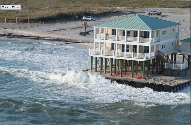 Alabama has been destroying its natural coast