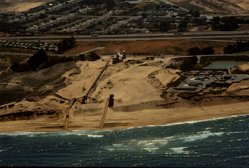 Marina: Nation's last coastal sand mine might be shut down by Coastal Commission