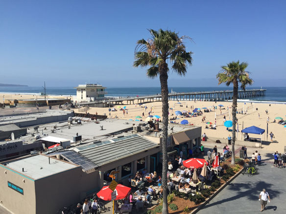 Army Corps To Study Sand Erosion On Oceanside Beaches, Southern California