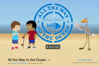All the Way to the Ocean, The Movie: Today Premieres on ITune
