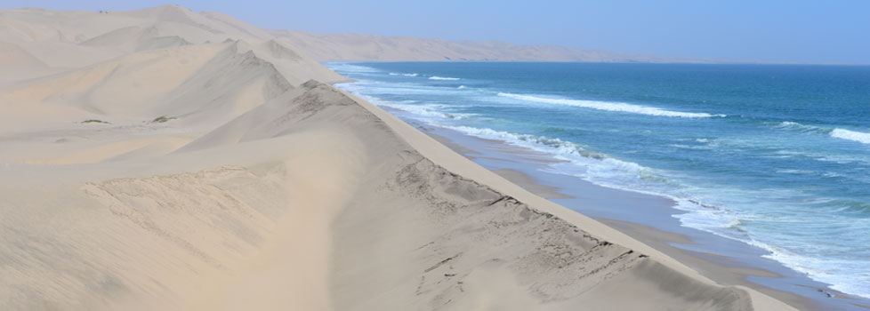 Naukluft Coastal Dunes, Namibia; By Brock Hesselsweet