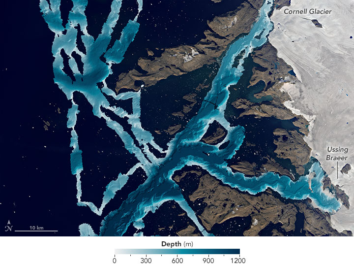 Is the Ocean Melting the Ice?