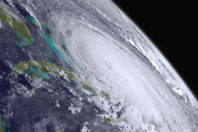 U.S. expects more hurricanes as tropical storm brews off East Coast
