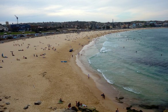 Collaroy Beach loses 50 metres after Australia storm