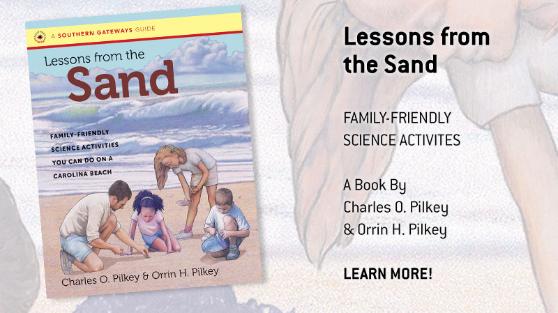 Final Preview : Lessons From The Sand ; A Book By Charles O. Pilkey & Orrin H. Pilkey