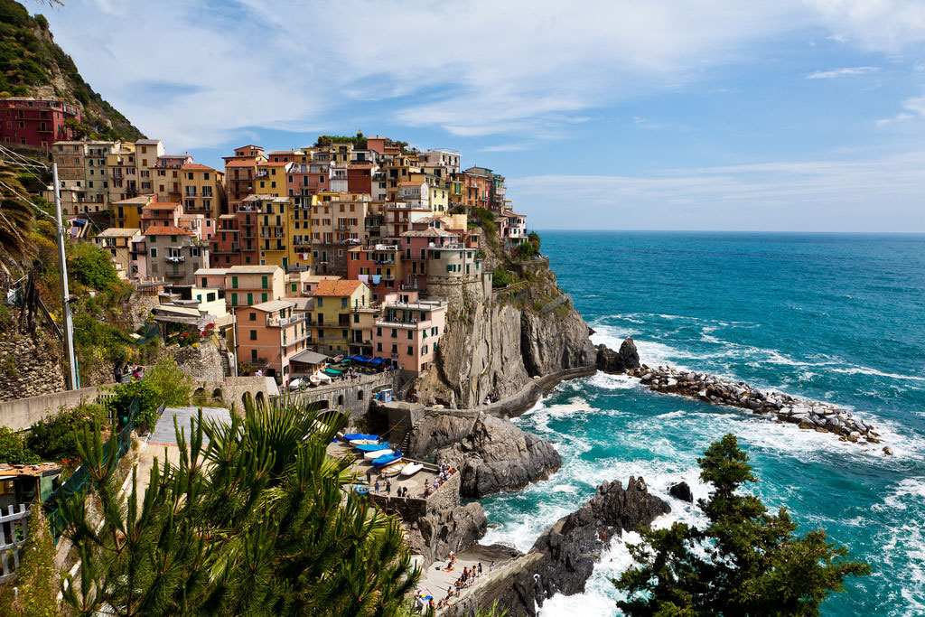 Will Cinque Terre turn away tourists?