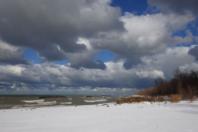 Presque Isle Lake Erie, Pennsylvania; by Orrin H. Pilkey & Norma Longo, Nicholas School of the Environment Duke University