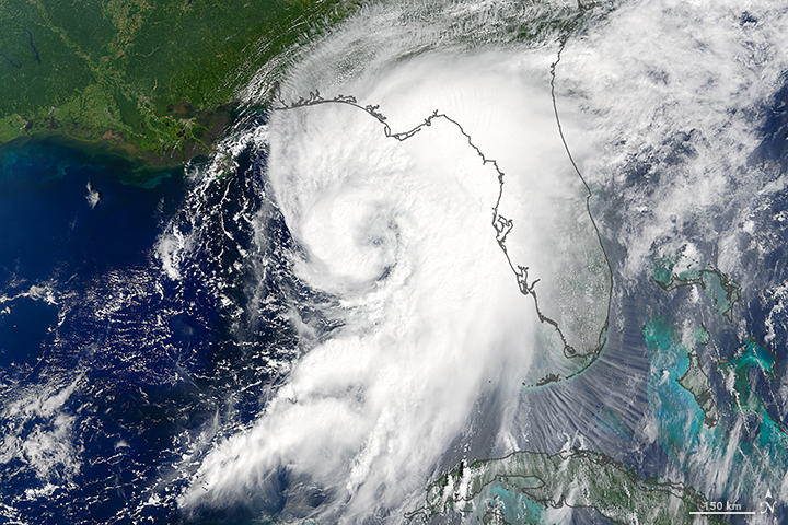 Hermine Makes Landfall as Hurricane, Brings Dangerous Flooding