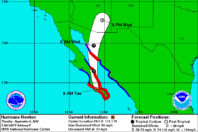 Hurricane Newton Slams Into Mexico's Los Cabos Area