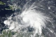 Hurricane Matthew now a Category 3 storm in Caribbean