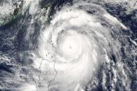 Super Typhoon Meranti Bears Down on Taiwan and China