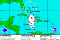 Extremely Dangerous Matthew Remains a Category 4 Hurricane  in the central Caribbean Sea