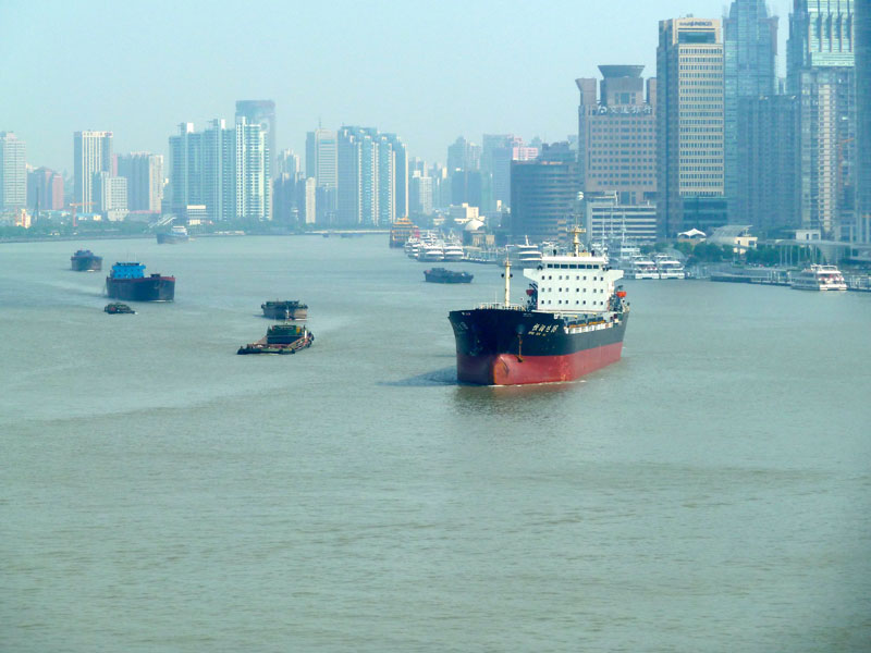 UN maritime agency to limit carbon emissions from international shipping