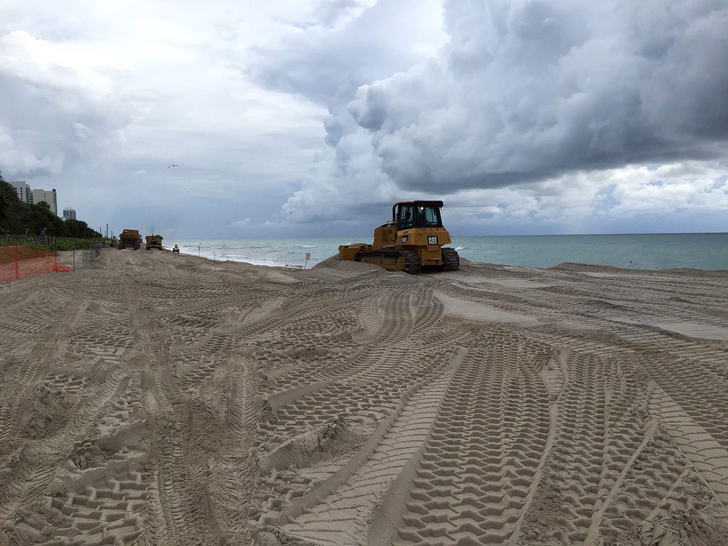 South Florida, Out of Beach, Wants to Buy Sand from the Bahamas