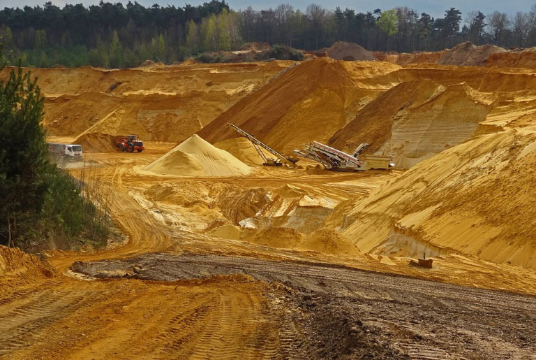 Sand Mining Project Targets Wetlands; Wisconsin