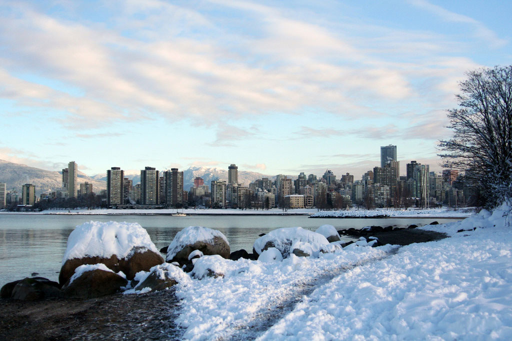 Leave beach sand alone, Vancouver warns on Day 3 of salt shortage frenzy