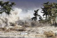 NASA Study Challenges Long-held Tsunami Formation Theory