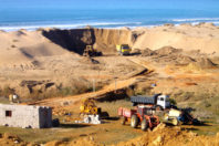 Sand Mining: Growing Pains of Cross-Border Trade