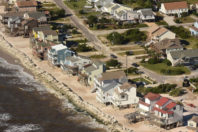 """We are at war"": Expect almost 5 feet of sea level rise when planning for the future, leaders say"