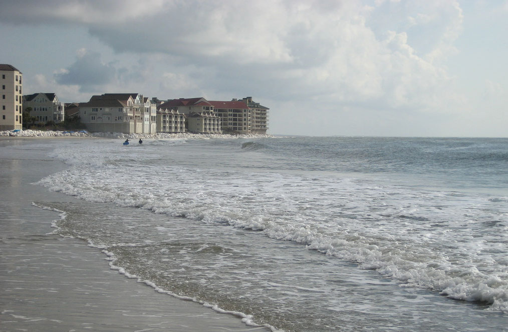 South Carolina not doing enough to protect beaches, report says