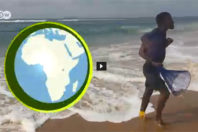 Can permaculture save Togo's precious coastline from the ravages of sand mining? A Video