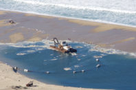 Corporate Sand Mining In SF Bay Sparks 'Sand Wars'
