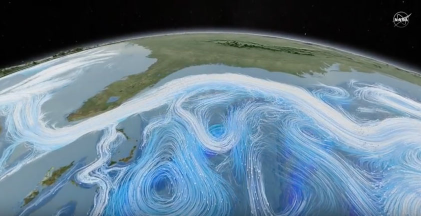 Atlantic Ocean circulation at weakest in a millennium