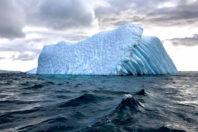 "Scientists alarmed to discover warm water at ""vital point"" beneath Antarctica's ""doomsday glacier"""